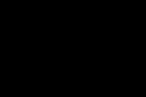 Small Black Splash Bowl