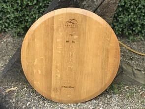 Demptos Wine Barrel Platter
